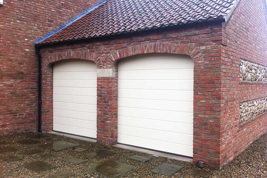 Hormann Sectional Garage Door Yorkshire