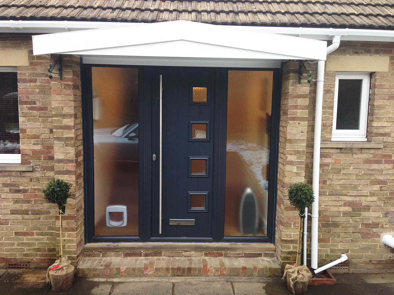 Solidor Entrance Doors