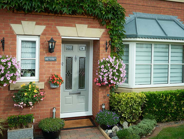 Composite Front Door Galleries