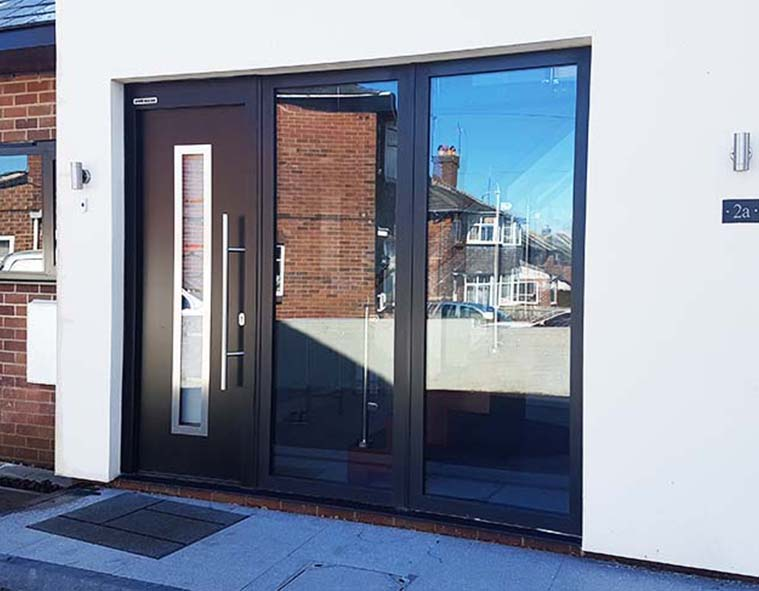 Hormann Front Doors