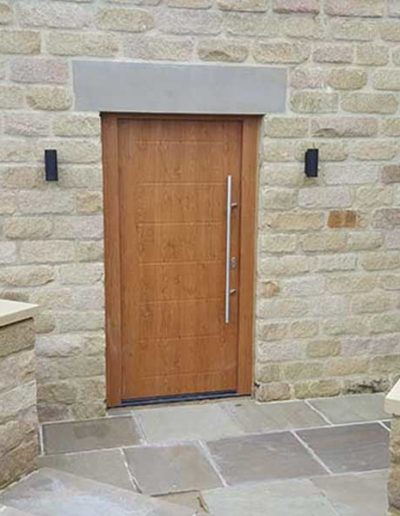 Hormann Thermo65 Steel Front Door Style 15
