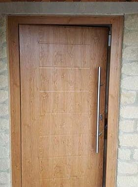 Hormann Thermo65 Steel Entrance Doors Style 15