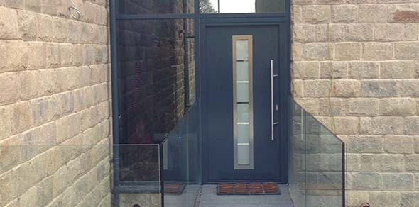 Hormann Thermo46 Steel Front Doors