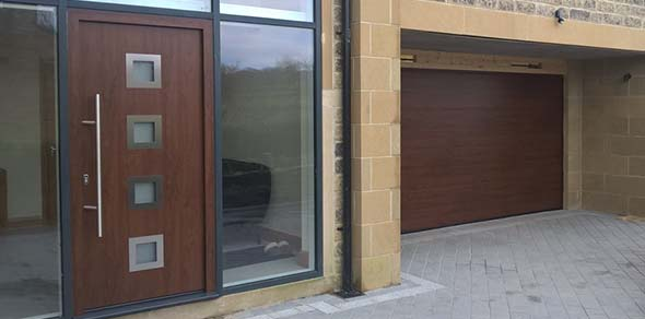 Hormann Thermo65 Steel Front Doors