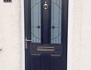 Hormann ThermoComp Front Doors