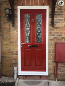 Hormann ThermoComp Composite Front Doors