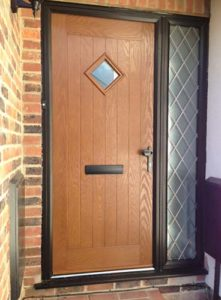 Hormann ThermoComp Composite Front Entrancet Doors