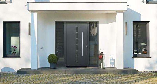 Hormann Thermosafe Aluminium Front Doors