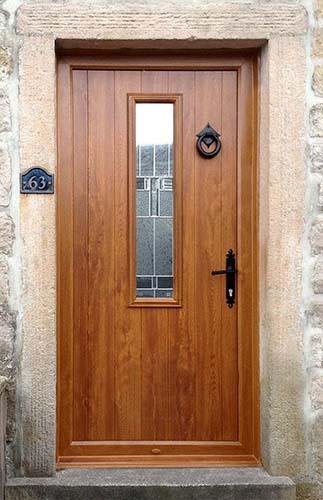 Solidor Composite Front Doors