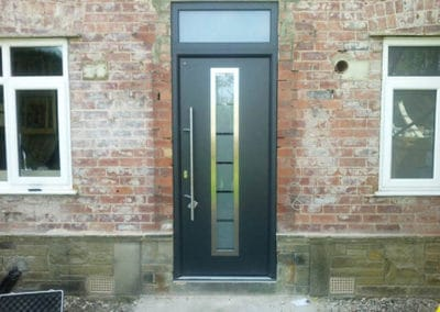 Hormann Thermo Steel Door Style 700