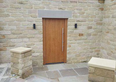 Hormann Steel Entrance Doors