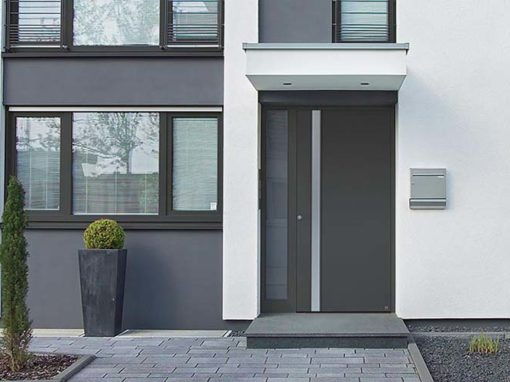 Hormann ThermoSafe Aluminium Entrance Doors