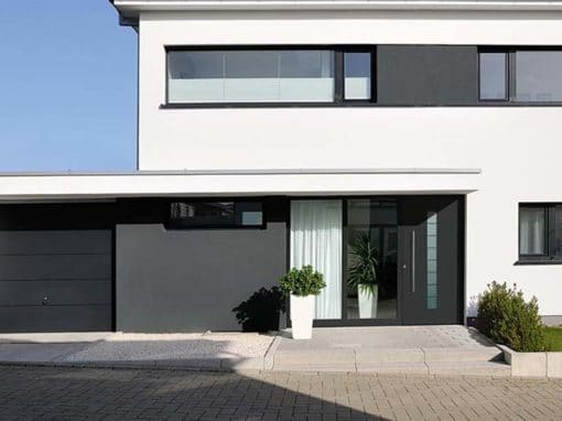 Hormann ThermoSafe Aluminium Front Entrance Doors