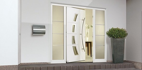 Aluminium Front Doors Leeds