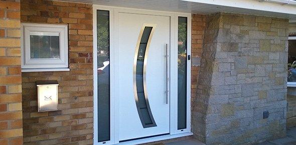Steel Front Doors Leeds