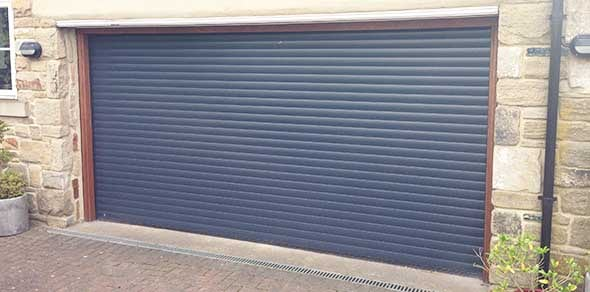 Hormann Roller Garage Door Yorkshire