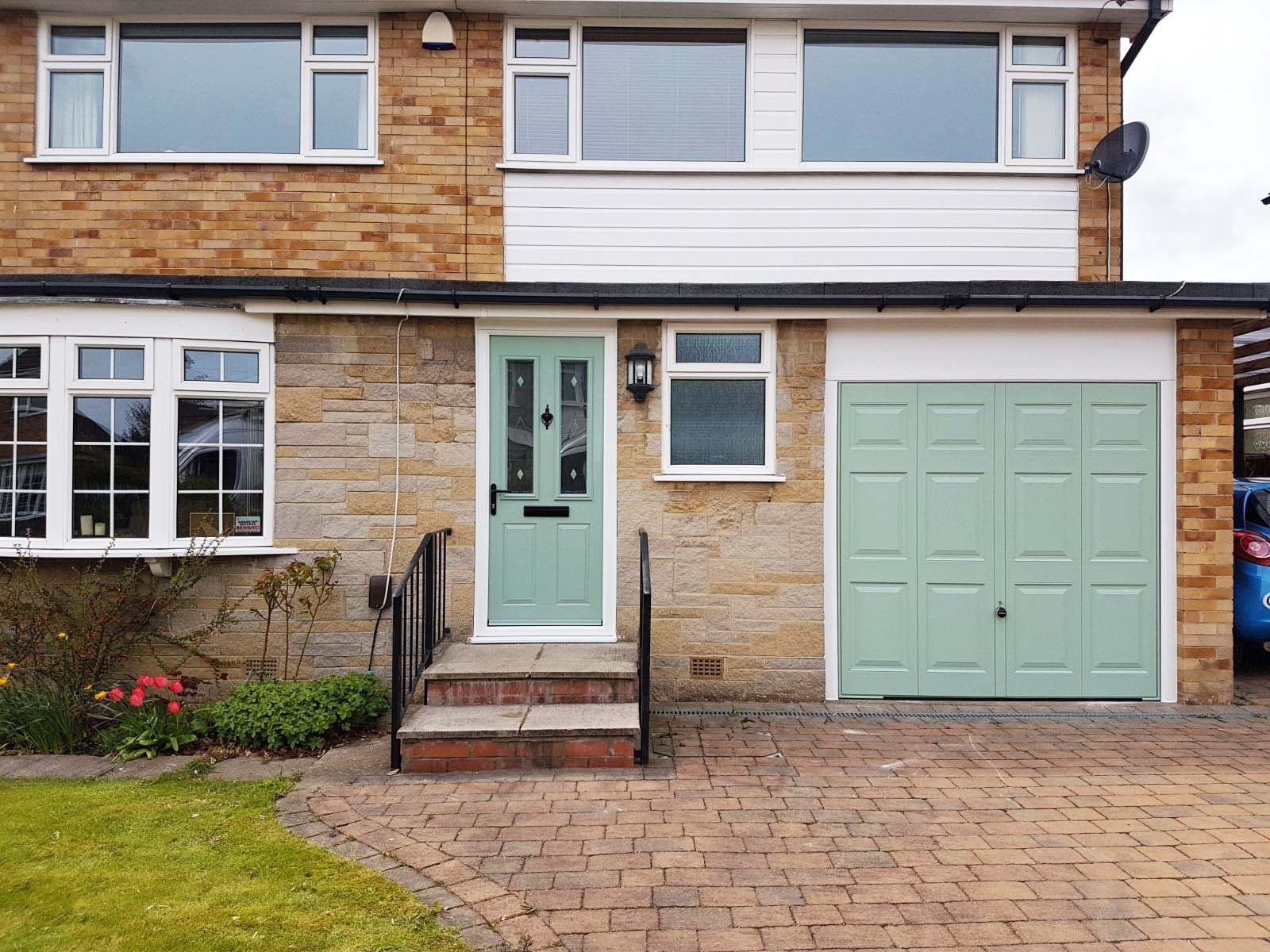 Composite Front Doors West Yorkshire