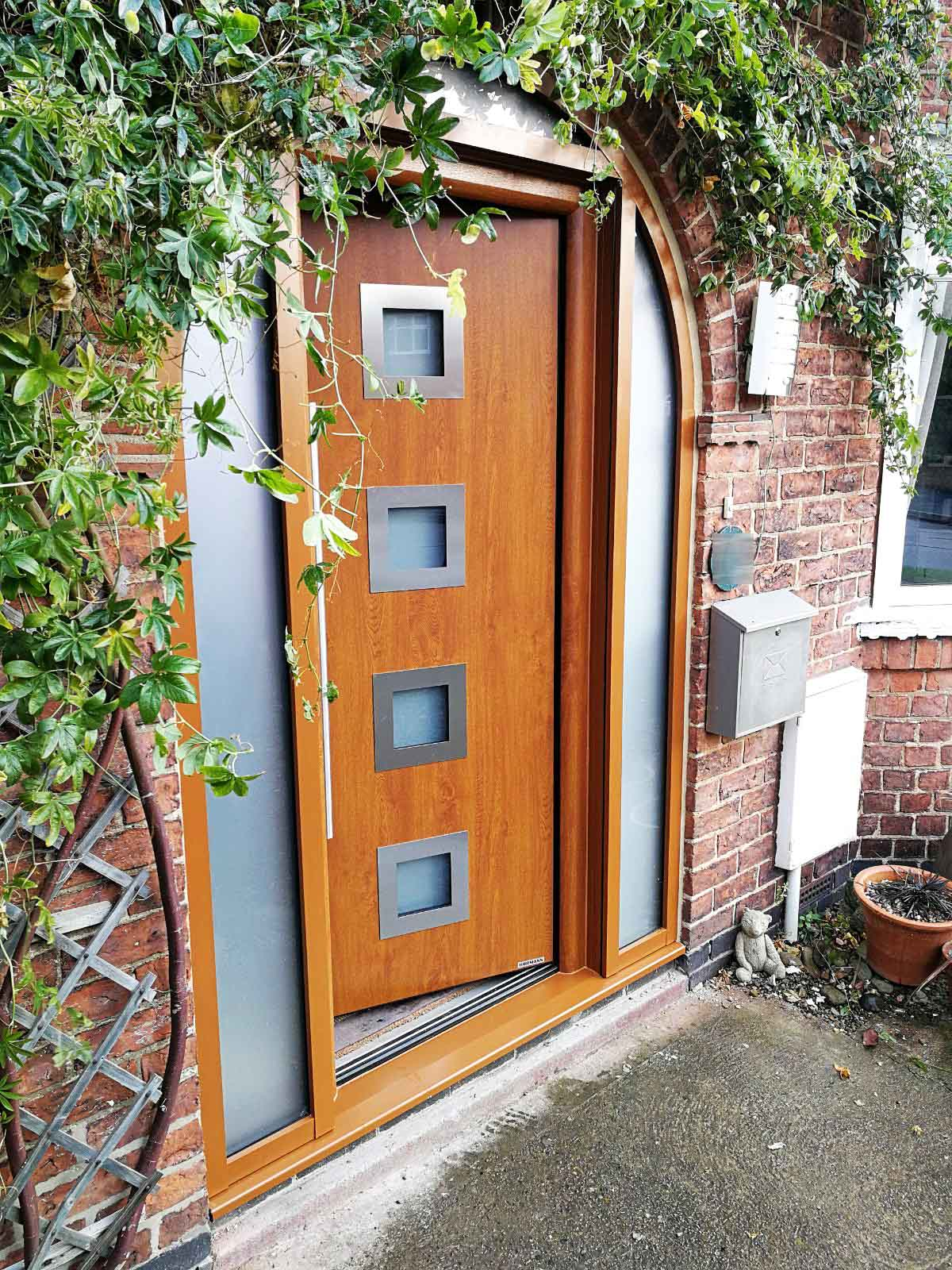 Hormann Steel Front Door Leeds