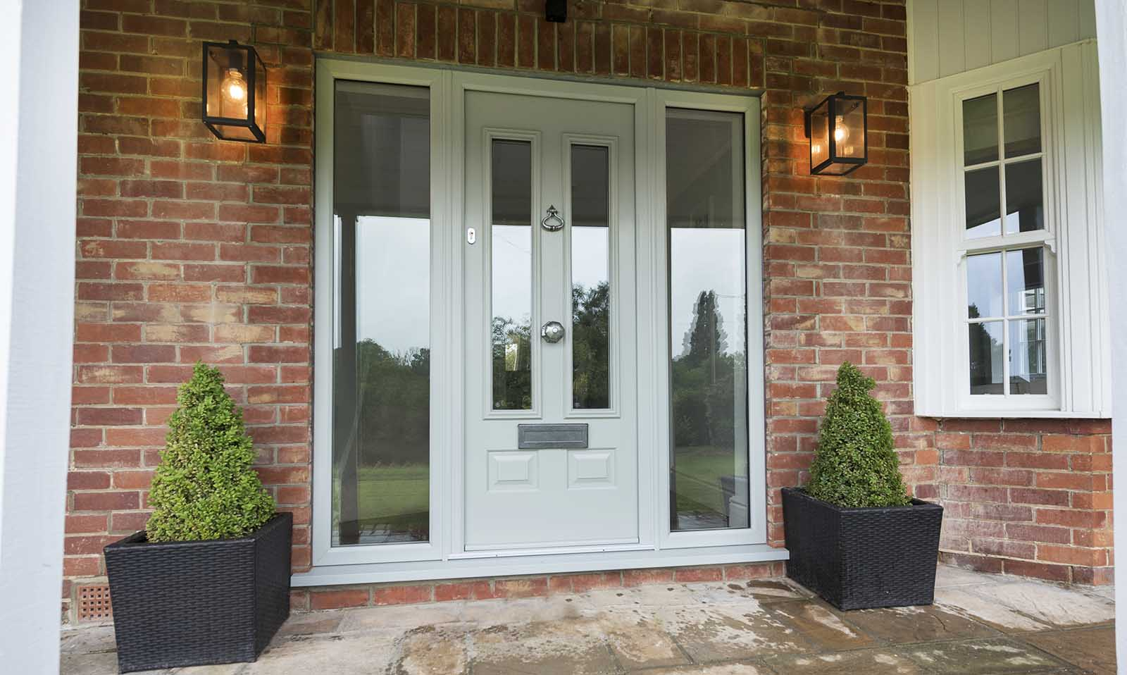 Solidor Composite Front Door Yorkshire