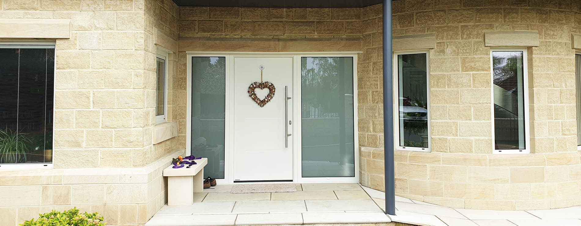 Hormann Steel Front Doors Leeds
