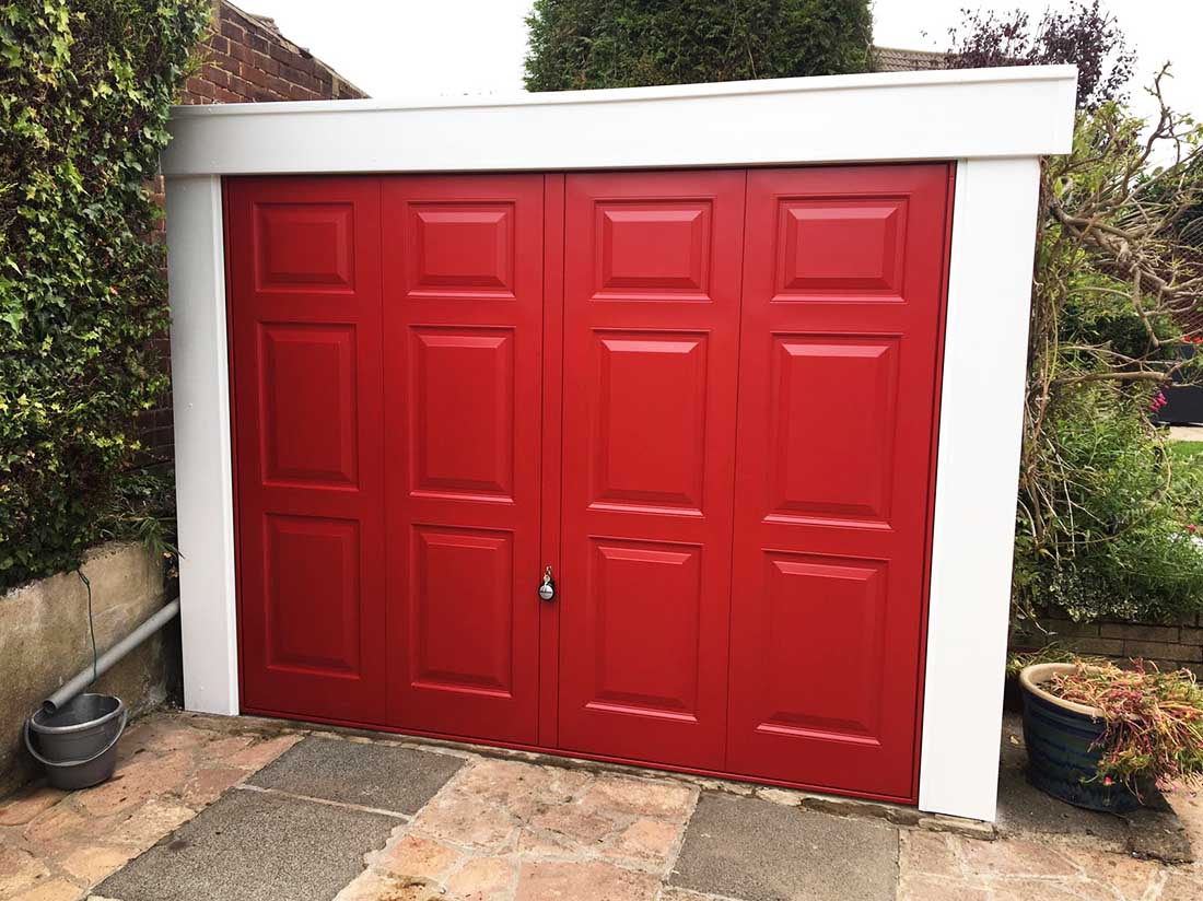 Up and Over Garage Doors Yorkshire